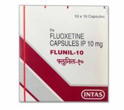 Flunil 10 mg (10 pills)