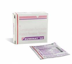 Suminat 50 mg (1 pill)