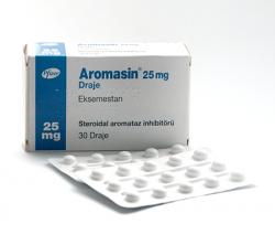 Aromasin 25 mg (30 pills)