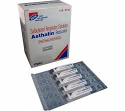 Asthalin Respule 2.5 mg (5 respules)
