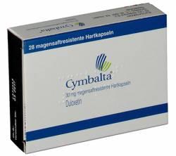 Cymbalta 30 mg (28 pills)