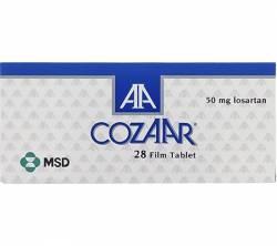 Cozaar 50 mg (28 pills)