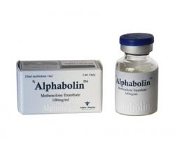 Alphabolin 100 mg (1 vial)