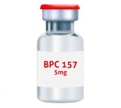 BPC 157 5 mg (1 vial)