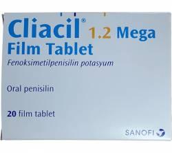 Cliacil 1.200.000 iu (20 pills)