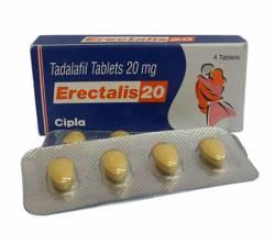Erectalis 20 mg (4 pills)