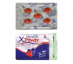 Hardon X Power 120 mg (5 pills)