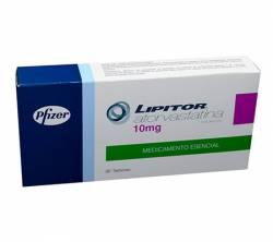 Lipitor 10 mg (30 pills)