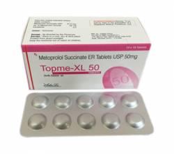 Topme XL 50 mg (10 pills)