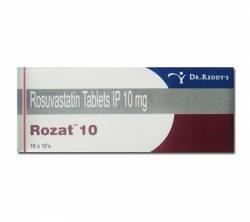 Rozat 10 mg (10 pills)