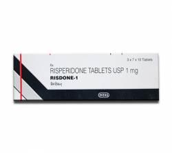 Risdone 1 mg (10 pills)