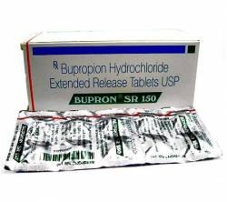 Bupron SR 150 mg (100 pills)