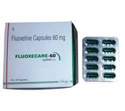 Fluoxecare 60 mg (10 pills)