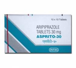 Asprito 30 mg (10 pills)