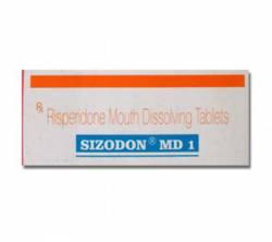 Sizodon 1 mg (10 pills)