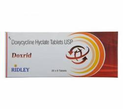 Doxrid 100 mg (8 pills)