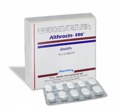 Althrocin 250 mg (10 pills)