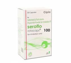 Seroflo Rotacap 100 mcg (30 pills)