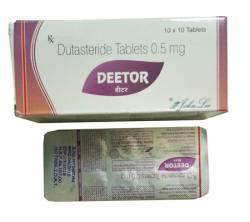 Deetor 0.5 mg (10 pills)