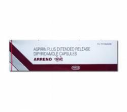 Arreno 200 mg / 25 mg (10 pills)