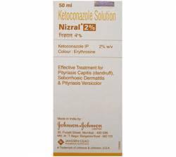 Nizral Solution 2% (1 bottle)