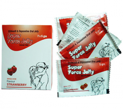 Super Force Jelly 160 mg (7 sachets)