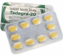 Tadagra 20 mg (10 pills)