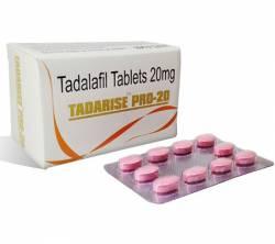 Tadarise Pro 20 mg (10 pills)