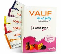 Valif Oral Jelly 20 mg (7 sachets)