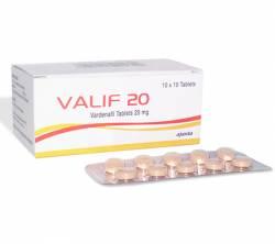 Valif 20 mg (10 pills)