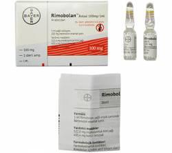 Rimobolan 100 mg (10 ampoules)