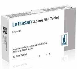 Letrasan 2.5 mg (30 pills)
