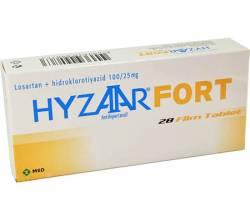 Hyzaar Fort 100 mg / 25 mg (28 pills)