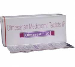Olmezest 10 mg (10 pills)