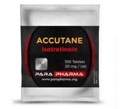 ACCUTANE 20 mg (100 tabs)