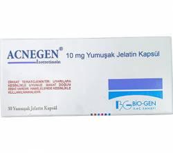 Acnegen 10 mg (30 pills)