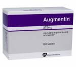 Augmentin 375 mg (10 pills)