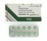 Trazonil 50 mg (100 pills)