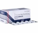 Etilaam 0.5 mg (100 pills)