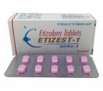 Etizest 1 mg (50 pills)