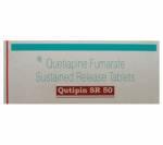 Qutipin SR 50 mg (10 pills)