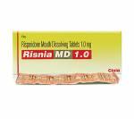 Risnia 1 mg (10 pills)