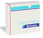 Ketasma 1 mg (10 pills)