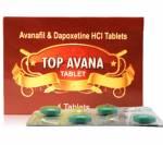 Top Avana 80 mg (4 pills)