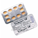 Tadaga 10 mg (10 pills)