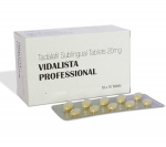 Vidalista Professional 20 mg (10 pills)