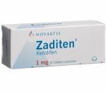 Zaditen 1 mg (30 pills)