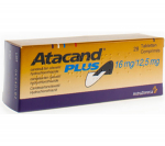 Atacand Plus 16 mg /12.5 mg (28 pills)