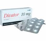 Divator 10 mg (30 pills)